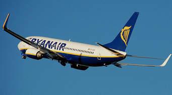 Ryanair Flessibilità nelle Prenotazioni
