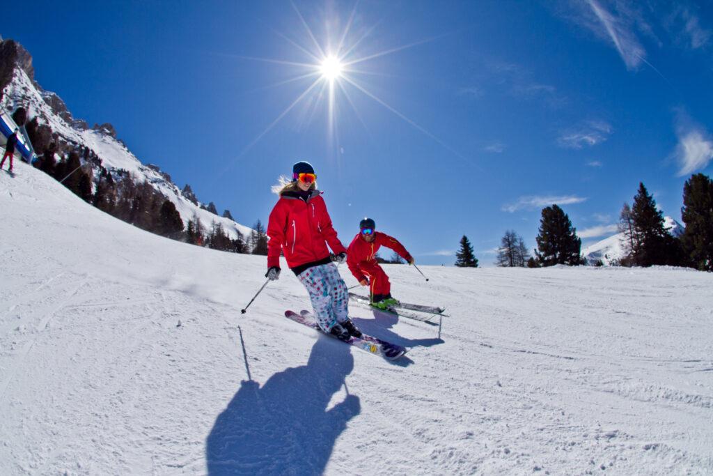 Neve sicura in Val D'Ega