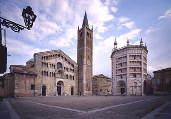 Alle Antiche Foci del Torrente Parma