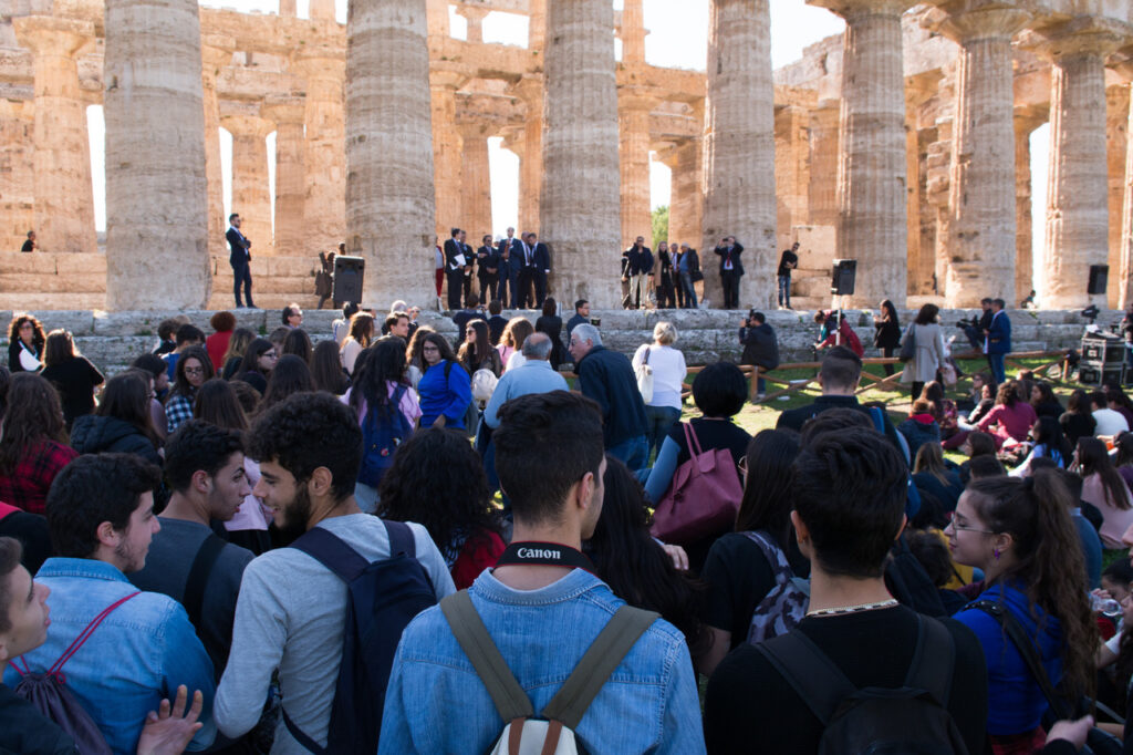 Turismo Archeologico e Giovani