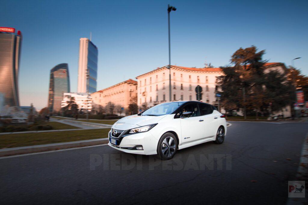 Nissan i Vantaggi della Mobilità Elettrica