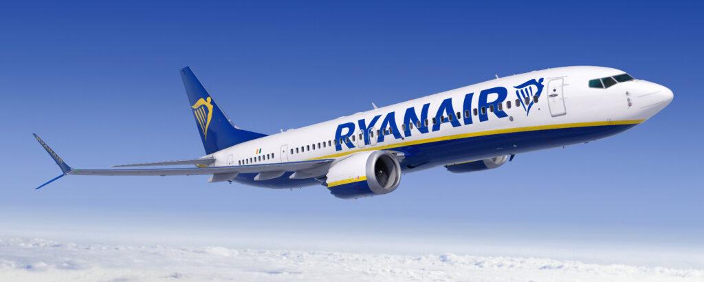 Maxi Ordine Ryanair