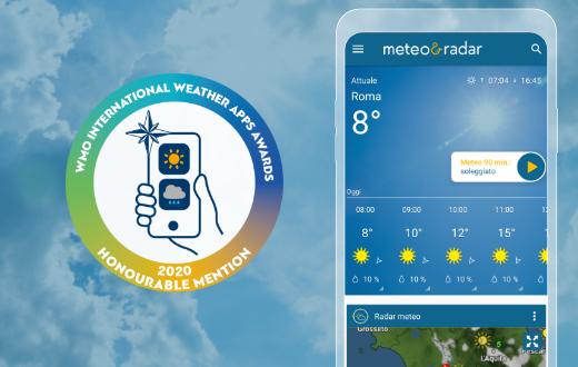 International Weather App Awards 2020