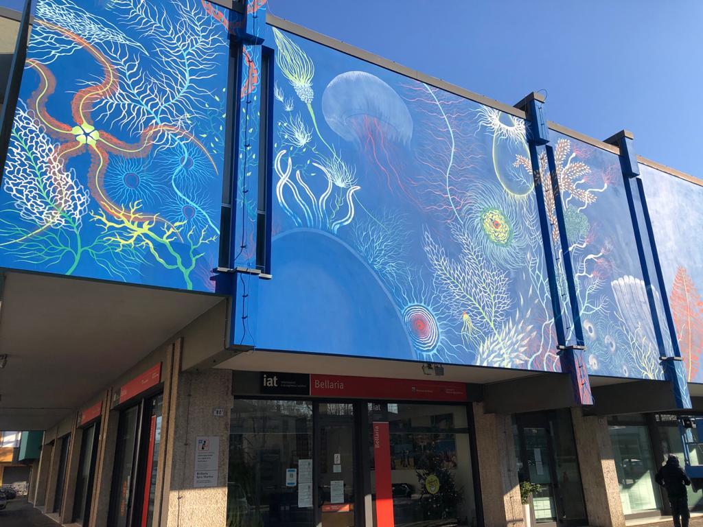 Arte Urbana al Palazzo del Turismo