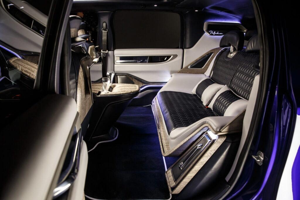 L'hyper Limousine Italiana