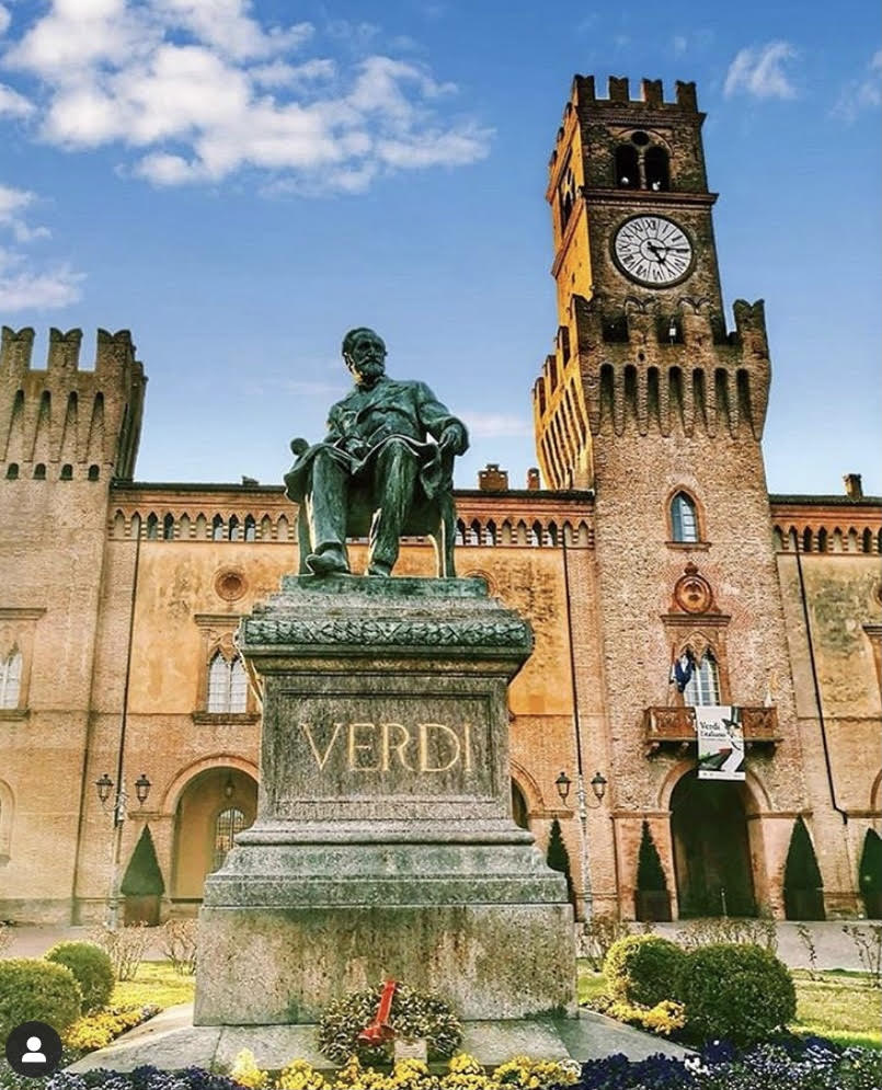Busseto festeggia Giuseppe Verdi