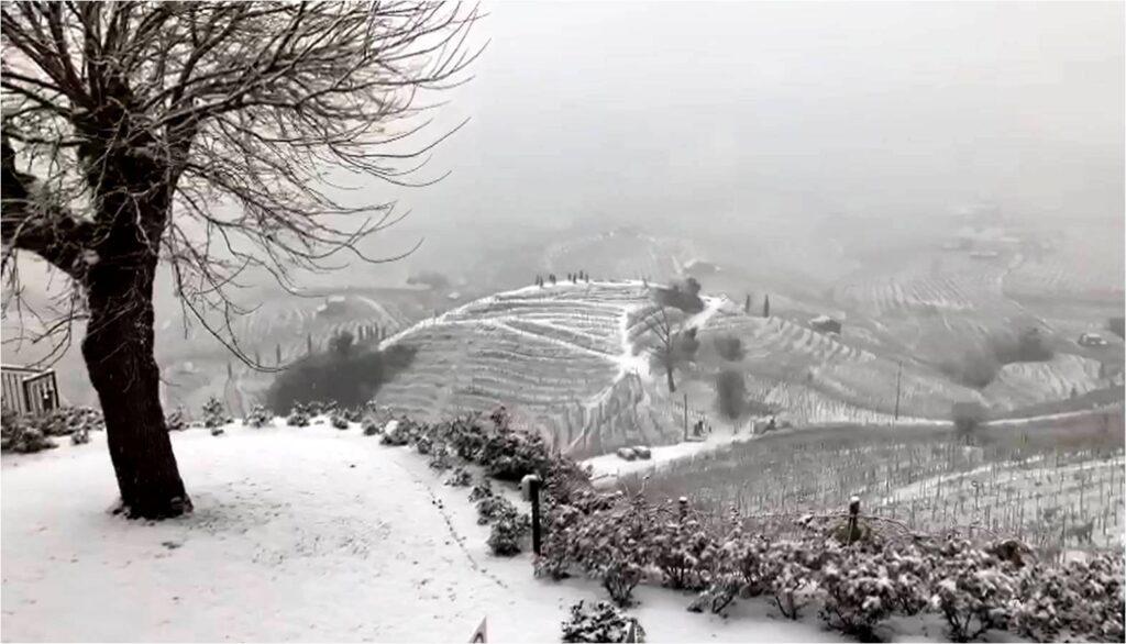 Sotto la Neve pane e Vino