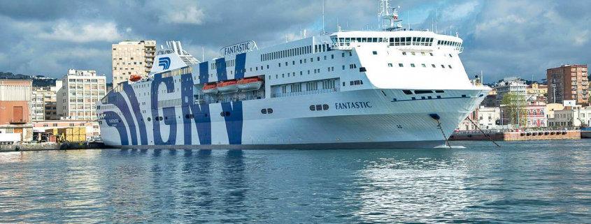 GNV Amplia la Flotta