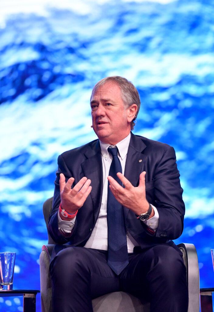 E' Italiano il Global Chairman CLIA