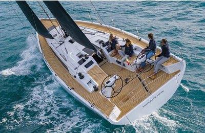 Premio British Yachting Awards 2020