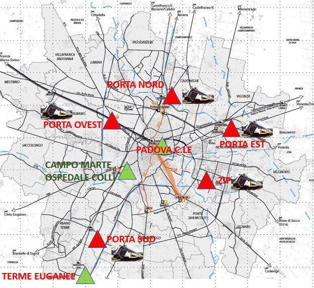Strategie e Mobilità in Veneto