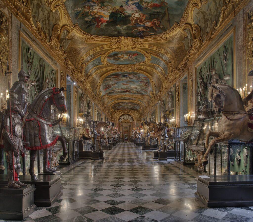 Carnevale ai Musei Reali Torino