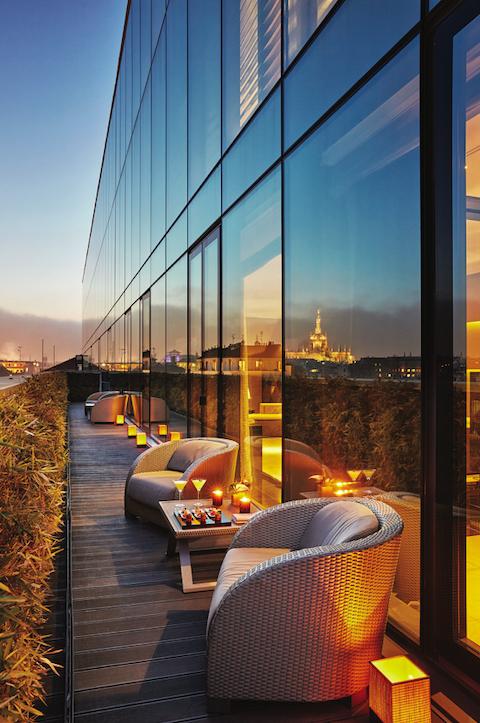 Tra i 500 migliori hotel al mondo