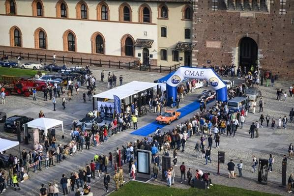 Club Milanese Automotoveicoli d'Epoca