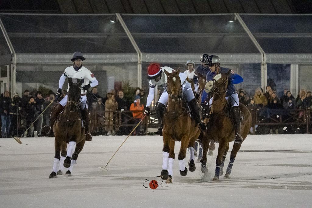Ancora Cortina con il Polo in sicurezza