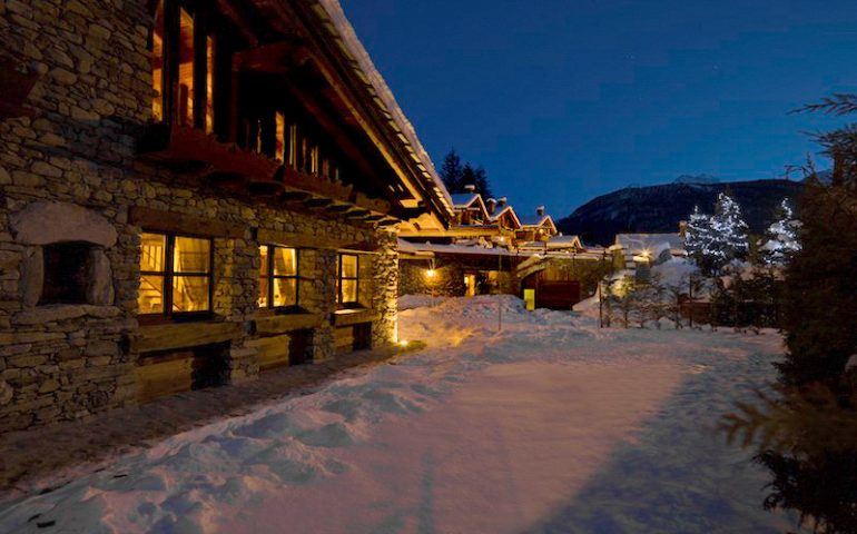 Luxury Chalet Resort Au Coeur des Neiges