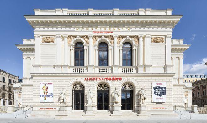 Vienna showcase