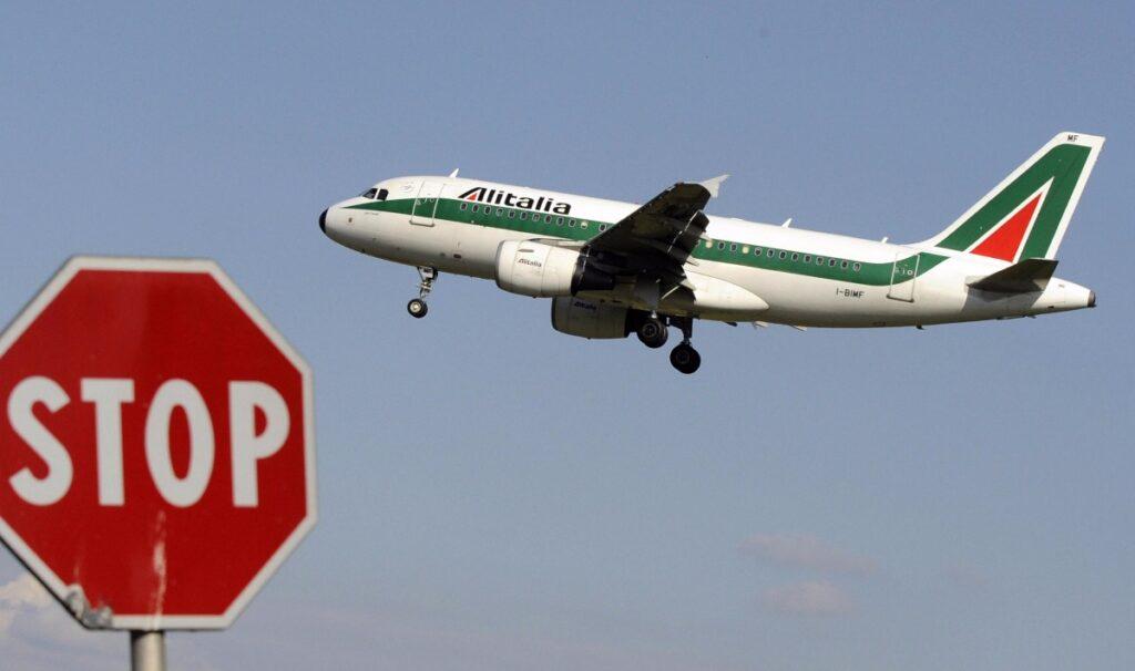 Assoutenti su Alitalia