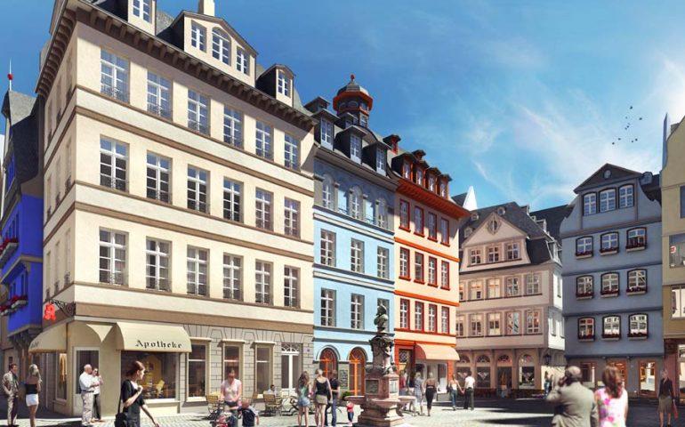 Francoforte di Goethe tra passato e futuro