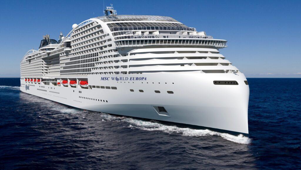 Carburanti Green sulle nuove navi