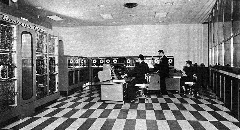 70 Anni fa il Primo Computer