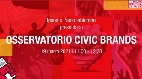 Osservatorio Civic Brands