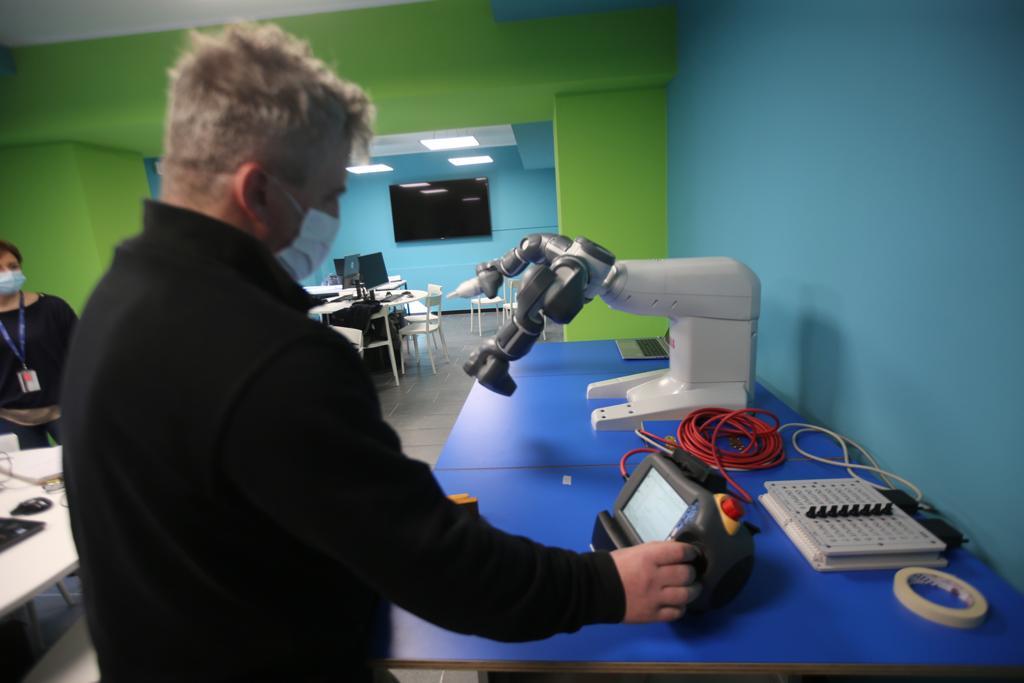 Robo Lab entra nelle Scuole