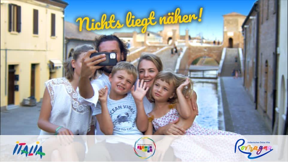La corazzata del turismo italiano apre la campagna promozionale