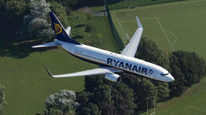 Ryanair Nuove rotte per l'estate