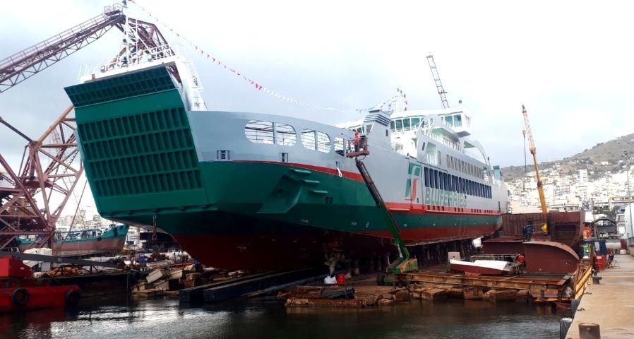 Nuovo Traghetto FS