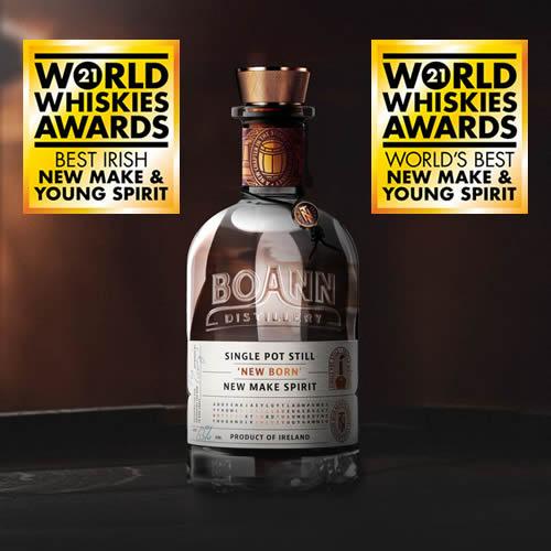 Ai World Whiskies Awards trionfa l'Irlanda