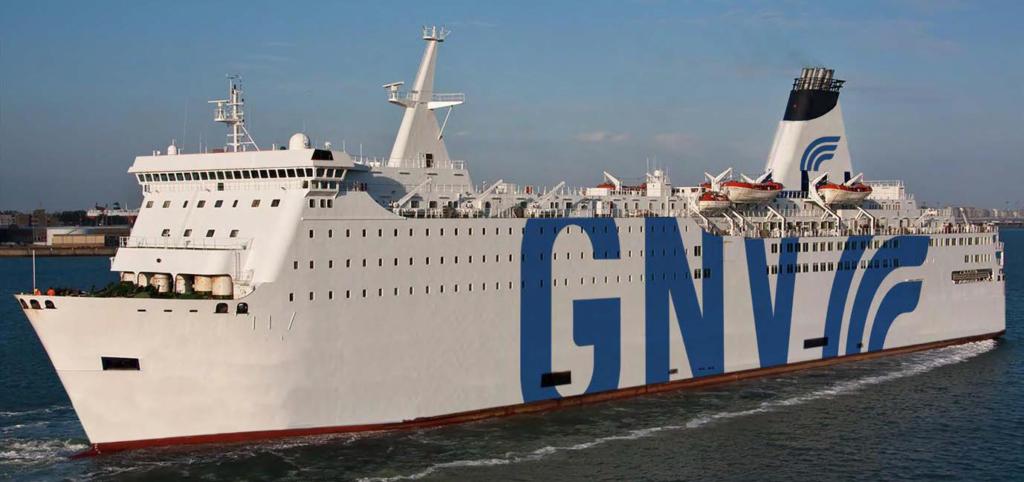 Operativa la nuova Nave GNV ARIES