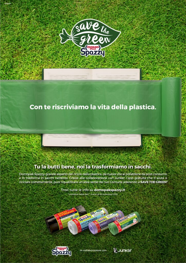 Save The Green