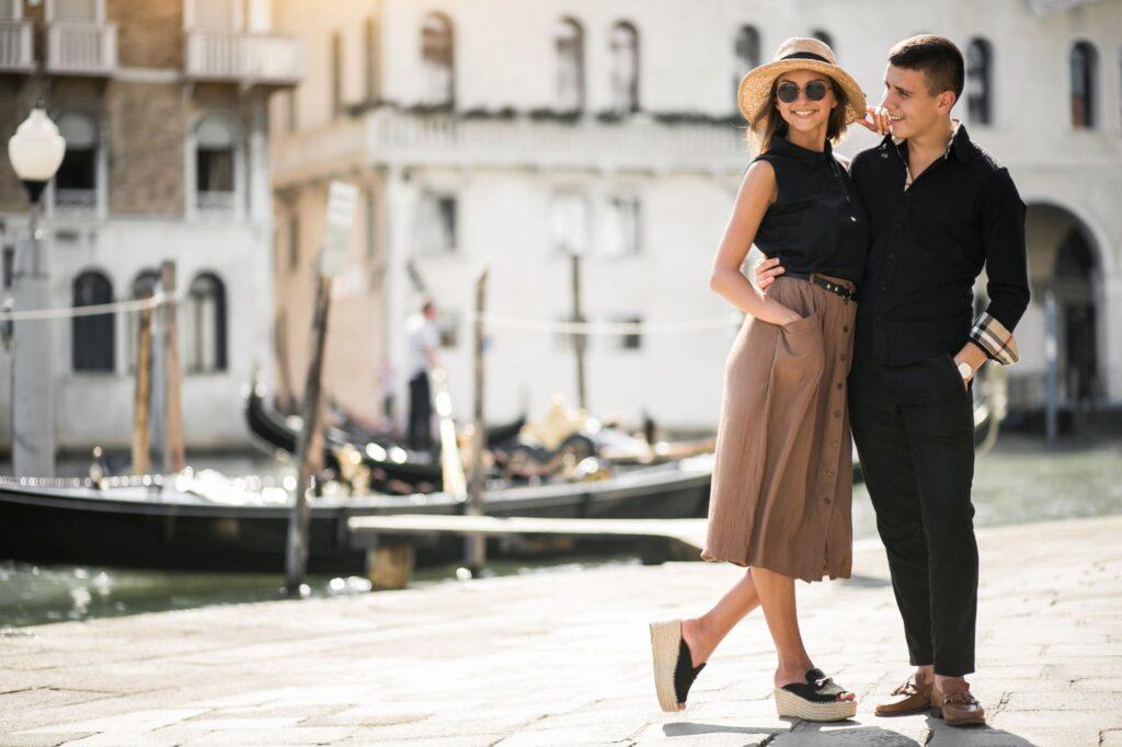 I turisti stranieri hanno voglia di Italia