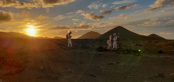 Alle Canarie le prove per Marte
