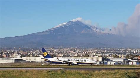 Nuono operativo di Ryanair per l'estate '21 su Catania