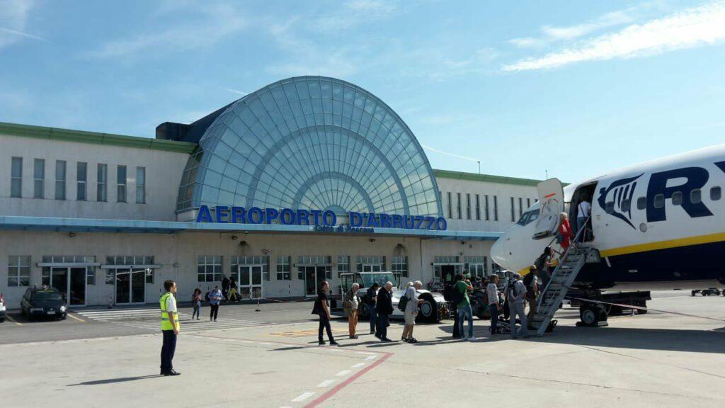 Ryanair da Pescara per l'estate 2021