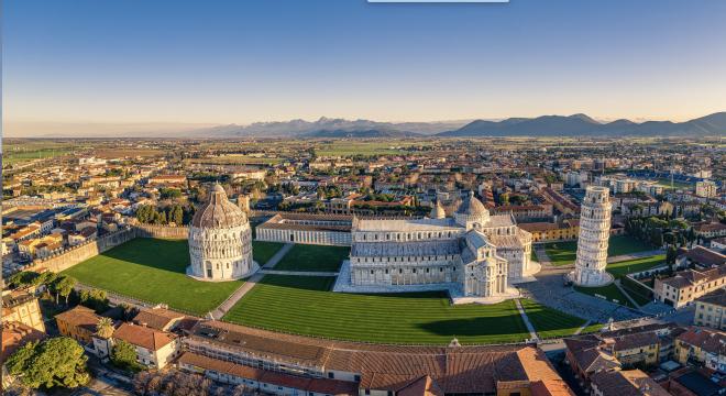 Dal 1° Maggio Pisa riapre