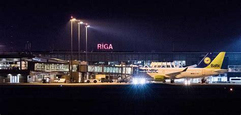 Napoli – Riga by Air Baltic