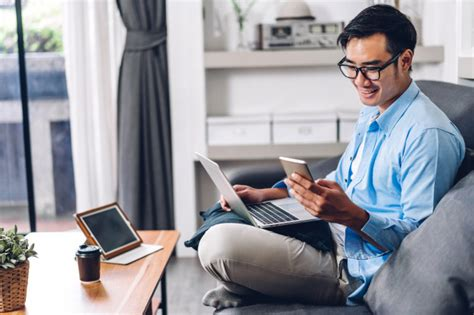Smartphone smart working e smart living