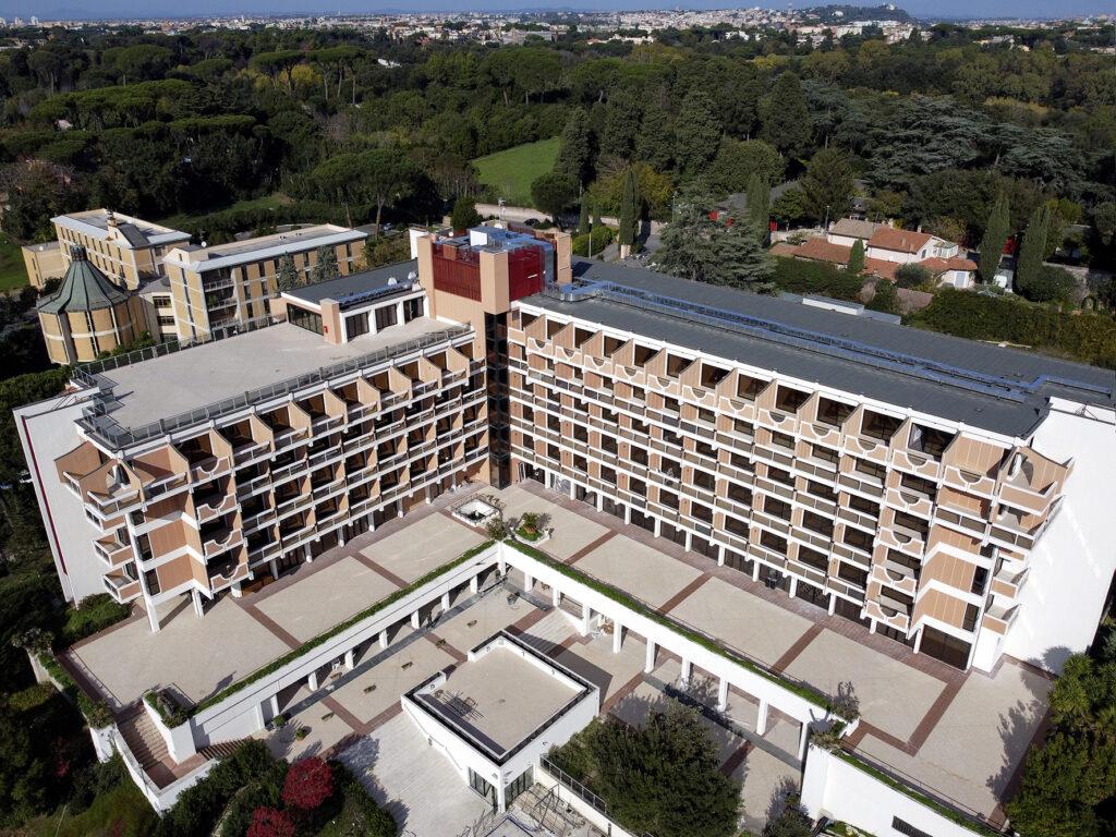 Riapre l'Hotel Villa Pamphili a Roma