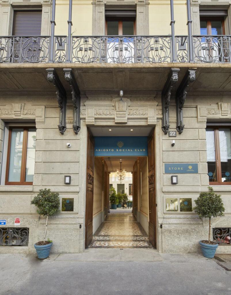 A Milano nasce Ariosto Social Club