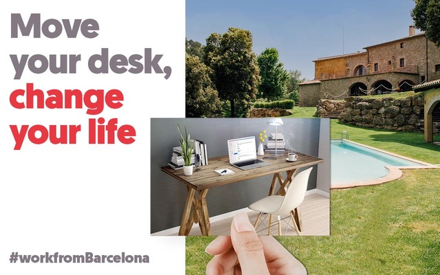 Barcellona Workation