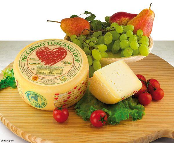 Dal cuore della Maremma un formaggio amico del cuore