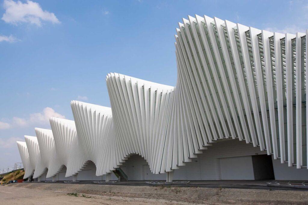 Emilia Romagna museo d'arte en plein air