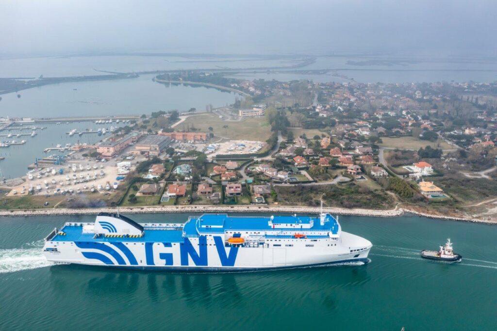 GNV al via le prenotazioni per le Baleari