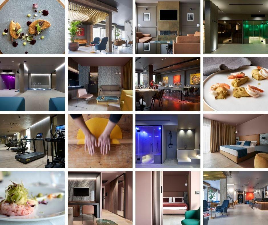 Smart Hotel di lusso nel cuore dell'Emilia