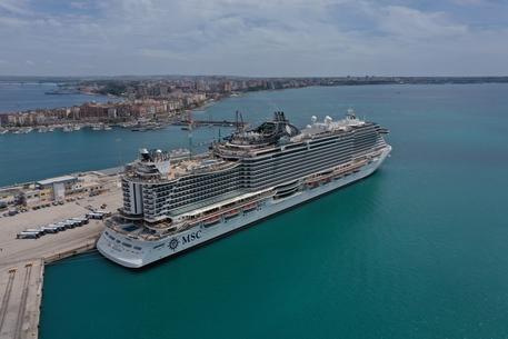 Con MSC Seaside Taranto riapre al Turismo