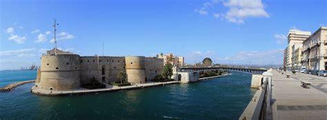 A Taranto nuovi turisti con MSC Crociere