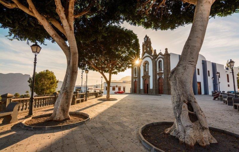 Il Cammino di Santiago attraversa Gran Canaria